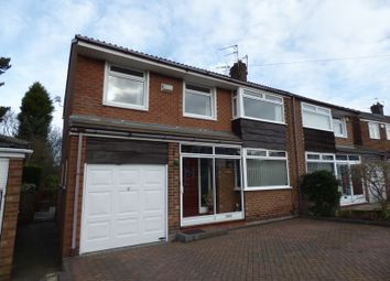 Thumbnail 5 bedroom semi-detached house for sale in Wakeling Road, Denton, Manchester