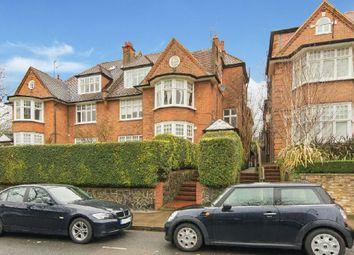 Thumbnail 3 bedroom flat for sale in Bracknell Gardens, Hampstead