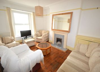 Thumbnail 4 bed terraced house to rent in Radnor Street, Plymouth
