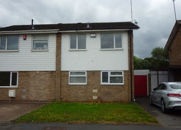 Thumbnail 3 bedroom semi-detached house to rent in Walcot Drive, Great Barr, Birmingham, West Midlands