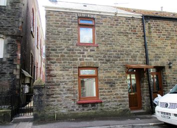Thumbnail 2 bed end terrace house for sale in Commercial Street, Glyncorrwg, Port Talbot, Neath Port Talbot.