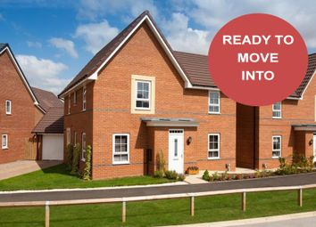 "Thumbnail 4 bed detached house for sale in ""Alderney"" at Ponds Court Business, Genesis Way, Consett"