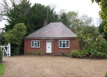 Thumbnail 2 bed cottage to rent in Castle Grove Road, Chobham