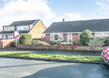 Thumbnail 2 bed semi-detached bungalow for sale in Richmond Avenue, Knottingley