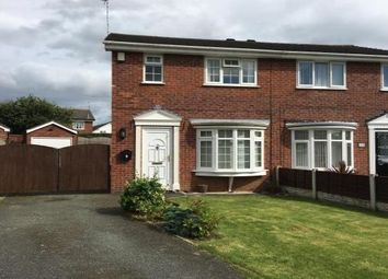 Thumbnail 3 bed property to rent in Chaffinch Way, Winsford