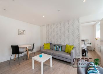 Thumbnail 1 bedroom flat to rent in Belsize Road, London