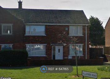 Thumbnail 3 bed semi-detached house to rent in Low Grange Avenue, Billingham