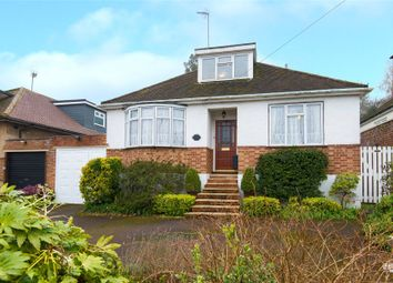 Thumbnail 4 bedroom detached bungalow for sale in Sutherland Avenue, Cuffley, Hertfordshire