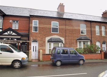 4 bed terraced house for sale in Talbot Road, Wrexham, Wrexham LL13