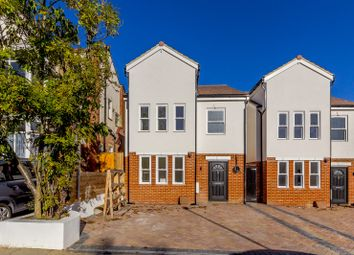 Thumbnail 4 bed semi-detached house to rent in Dukes Avenue, New Malden