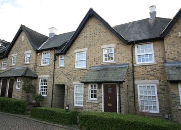Thumbnail 3 bed terraced house to rent in Warrenne Way, Reigate