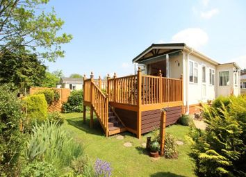 Thumbnail 2 bed bungalow for sale in Beech Road, Lindow Court Park, Mobberley