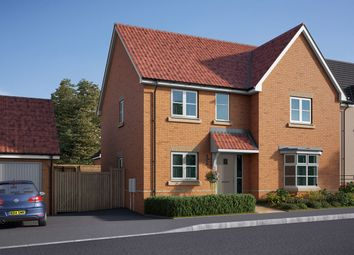 "Thumbnail 4 bed detached house for sale in ""The Cox"" at Butt Lane, Thornbury, Bristol"