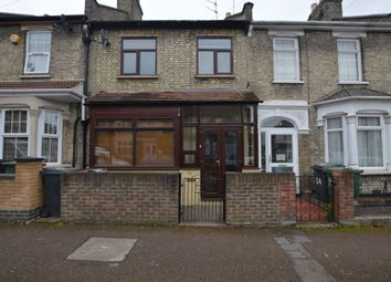 Thumbnail 3 bed terraced house to rent in Farnan Avenue, Walthamstow