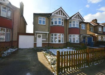 Thumbnail 3 bed semi-detached house to rent in Elm Drive, North Harrow, Harrow