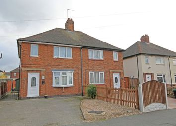 Thumbnail 2 bed semi-detached house to rent in Worcester Road, Burton-On-Trent