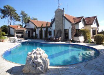 Thumbnail 4 bed villa for sale in Pareklishia, Parekklisia, Limassol, Cyprus