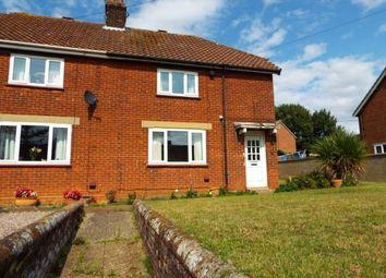 Thumbnail 3 bedroom semi-detached house for sale in Fakenham, Norfolk, England