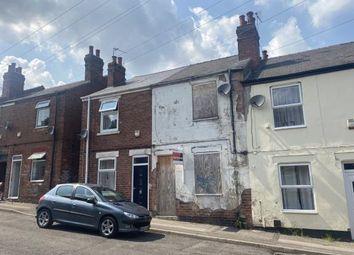 Thumbnail 3 bed terraced house for sale in Fenwick Street, Warsop, Mansfield, Nottinghamshire
