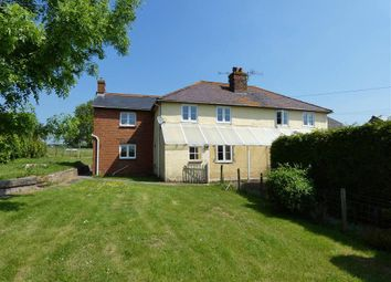 Thumbnail 2 bed semi-detached house to rent in The Buildings, Maddington Farm, Chitterne Road