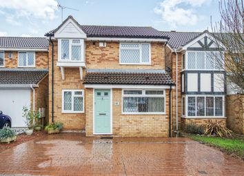Thumbnail 3 bedroom detached house for sale in Brins Close, Stoke Gifford, Bristol
