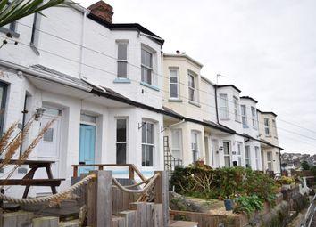 Thumbnail 2 bed property to rent in Kingsley Terrace, Bideford, Devon
