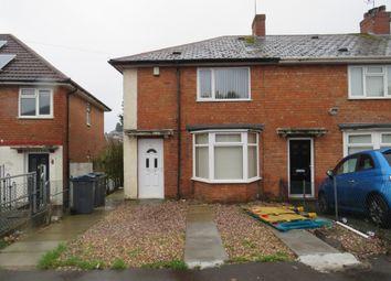 Thumbnail 3 bed semi-detached house for sale in Norrington Road, Northfield, Birmingham