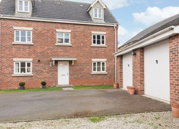 Thumbnail 5 bedroom detached house for sale in Endeavour Road, Swindon