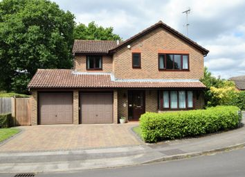 4 bed detached house for sale in The Copse, Farnborough GU14