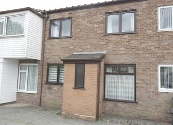 Thumbnail 3 bed terraced house for sale in Birleywood, Skelmersdale