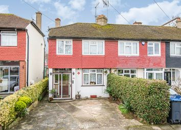 Thumbnail 3 bedroom end terrace house for sale in Vincent Avenue, Surbiton, Surrey
