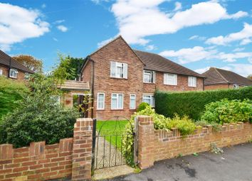 Thumbnail 2 bed maisonette for sale in The Crescent, Horley