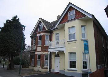 Thumbnail 2 bedroom flat to rent in Walpole Road, Bournemouth, Dorset, United Kingdom