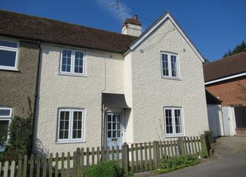 Thumbnail 4 bed cottage to rent in Church Lane, Adisham