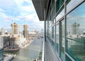 Thumbnail 4 bed flat for sale in Discovery Dock Apartments, 3 South Quay Square