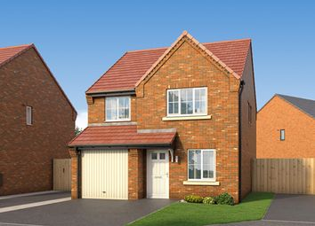 "Thumbnail 4 bed property for sale in ""The Notton"" at Woodford Lane West, Winsford"