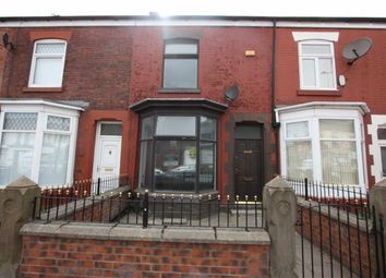 Thumbnail 2 bedroom terraced house for sale in Tonge Moor Road, Tong Moor, Bolton