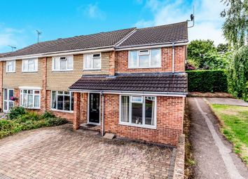 Thumbnail 4 bed semi-detached house for sale in Masefield, Hitchin