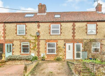Thumbnail 2 bed terraced house for sale in Sculthorpe Road, Fakenham