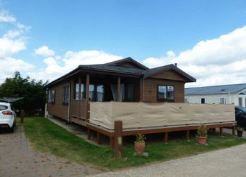 Thumbnail 2 bedroom lodge for sale in Church Lane, East Mersea, Colchester