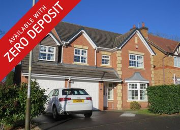 Thumbnail 5 bed property to rent in Allerton Drive, Leicester