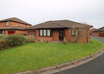 Thumbnail 2 bed detached bungalow for sale in Newfield Drive, Carlisle
