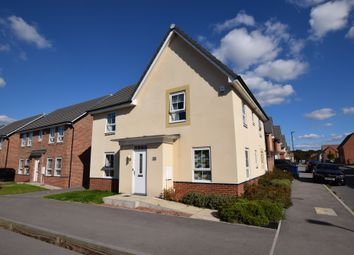 Thumbnail 4 bed detached house for sale in Moat Drive, Auckley, Doncaster