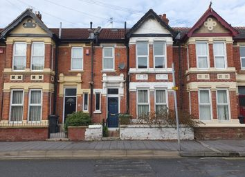Thumbnail 4 bed terraced house to rent in Winter Road, Southsea, Portsmouth