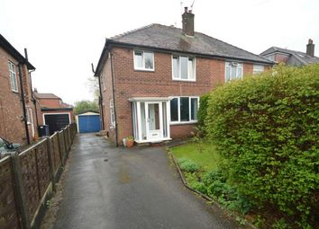 Thumbnail 3 bed semi-detached house for sale in Castleton Road, Hazel Grove, Stockport, Cheshire