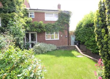 Thumbnail 3 bed semi-detached house to rent in Meadow Road, Hemel Hempstead