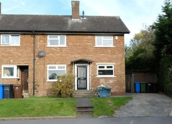 Thumbnail 3 bed end terrace house for sale in Lupton Road, Sheffield, South Yorkshire