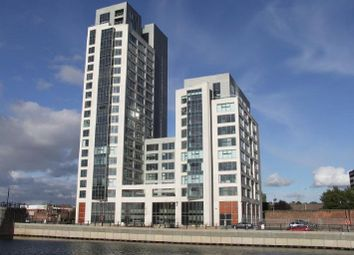 Thumbnail 1 bedroom flat to rent in Princes Dock, No 1 William Jessop Way, Liverpool
