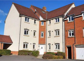 Thumbnail 2 bed flat for sale in 36 Piernik Close, Swindon