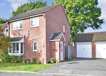 Thumbnail 3 bed detached house for sale in York Close, Horsham, West Sussex
